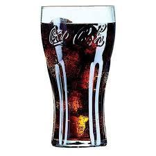 Coca Cola Motivglas 0,4l