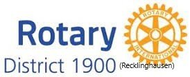 Logo Rotary District 1900