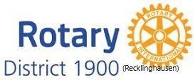 Logo Rotary District 1900