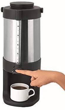 Thermo Getränkespender 3 Liter Edelstahl