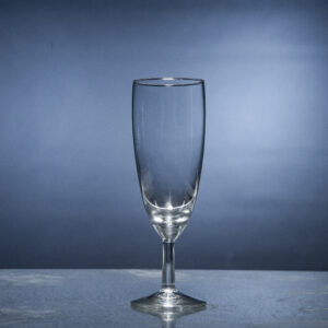 Sektglas einfach